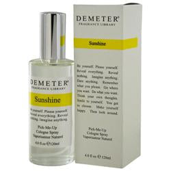Demeter By Demeter Sunshine Cologne Spray 4 Oz