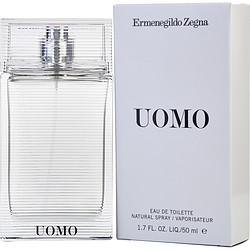 Zegna Uomo By Ermenegildo Zegna Edt Spray 1.7 Oz