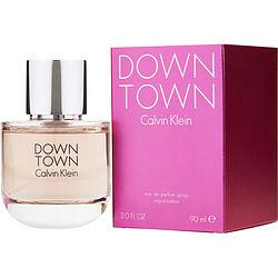 Downtown Calvin Klein By Calvin Klein Eau De Parfum Spray 3 Oz