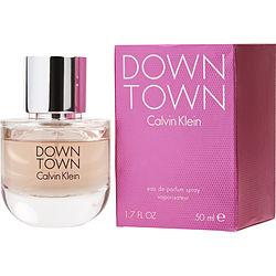 Downtown Calvin Klein By Calvin Klein Eau De Parfum Spray 1.7 Oz
