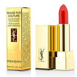 Yves Saint Laurent Rouge Pur Couture - # 50 Rouge Neon --3.8g-0.13oz By Yves Saint Laurent