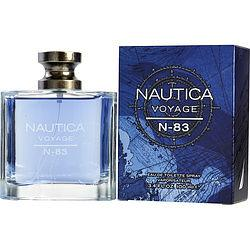 Nautica Voyage N-83 By Nautica Edt Spray 3.4 Oz