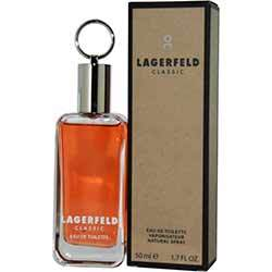 Lagerfeld By Karl Lagerfeld Edt Spray 1.7 Oz
