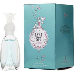 Secret Wish By Anna Sui Edt Spray .14 Oz Mini