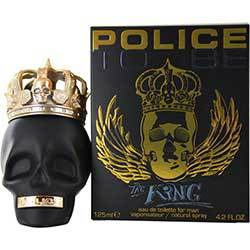 Police To Be The King By Police Edt Spray 4.2 Oz