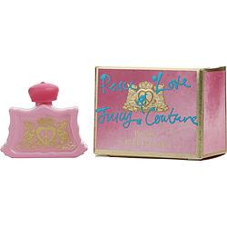 Peace Love & Juicy Couture By Juicy Couture Parfum .17 Oz Mini