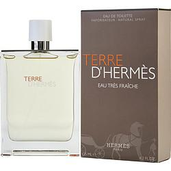 Terre D'hermes By Hermes Eau Tres Fraiche Edt Spray 4.2 Oz