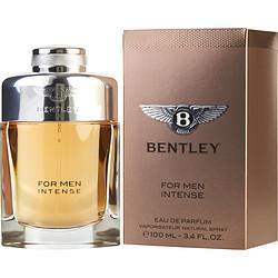 Bentley For Men Intense By Bentley Eau De Parfum Spray 3.4 Oz