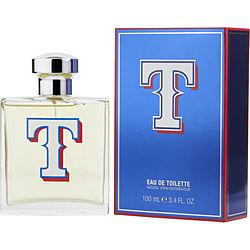 Texas Rangers By Texas Rangers Edt Spray 3.4 Oz