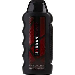 Michael Jordan Power By Michael Jordan Hair & Body Wash 12 Oz