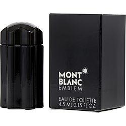 Mont Blanc Emblem By Mont Blanc Edt .15 Oz Mini