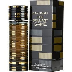 Davidoff The Brilliant Game By Davidoff Edt Spray 3.4 Oz