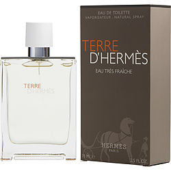 Terre D'hermes By Hermes Eau Tres Fraiche Edt Spray 2.5 Oz