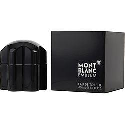 Mont Blanc Emblem By Mont Blanc Edt Spray 1.3 Oz