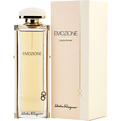 Emozione By Salvatore Ferragamo Eau De Parfum Spray 3.1 Oz