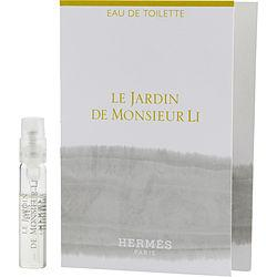 Le Jardin De Monsieur Li By Hermes Edt Spray Vial On Card