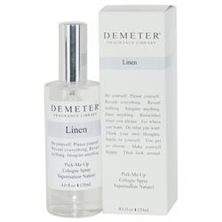 Demeter By Demeter Linen Cologne Spray 4 Oz