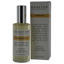 Demeter By Demeter Frankincense Cologne Spray 4 Oz