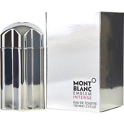 Mont Blanc Emblem Intense By Mont Blanc Edt Spray 3.3 Oz