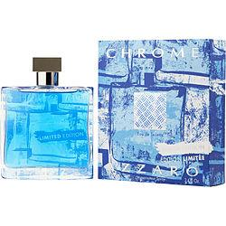 Chrome Summer By Azzaro Edt Spray 3.4 Oz (limited Edition 2015)