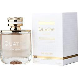 Boucheron Quatre By Boucheron Eau De Parfum Spray 3.3 Oz