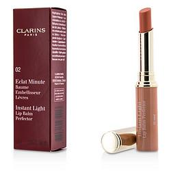 Clarins Eclat Minute Instant Light Lip Balm Perfector - # 02 Coral --1.8g-0.06oz By Clarins