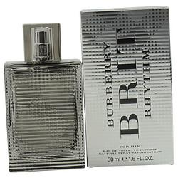 Burberry Brit Rhythm Intense By Burberry Edt Spray 1.6 Oz