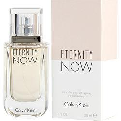Eternity Now By Calvin Klein Eau De Parfum Spray 1 Oz