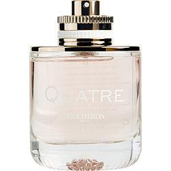 Boucheron Quatre By Boucheron Eau De Parfum Spray 3.3 Oz *tester