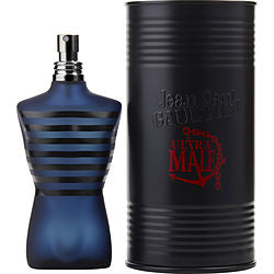 Jean Paul Gaultier Ultra Male By Jean Paul Gaultier Intense Edt Spray 4.2 Oz