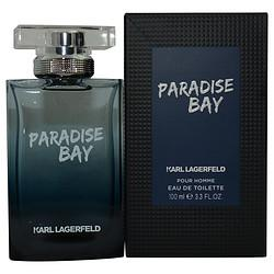 Karl Lagerfeld Paradise Bay By Karl Lagerfeld Edt Spray 3.3 Oz
