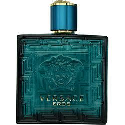 Versace Eros By Gianni Versace Deodorant Spray 3.4 Oz