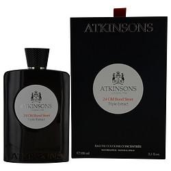 Atkinsons 24 Old Bond Street Triple Extract By Atkinsons Eau De Cologne Concentrate Spray 3.3 Oz