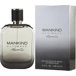 Kenneth Cole Mankind Ultimate By Kenneth Cole Edt Spray 3.4 Oz