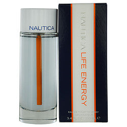 Nautica Life Energy By Nautica Edt Spray 3.4 Oz