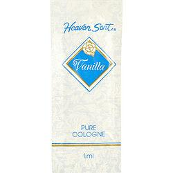 Heaven Sent Vanilla By Dana Pure Cologne Mini Packette