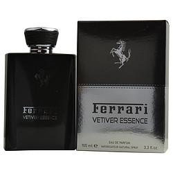 Ferrari Vetiver Essence By Ferrari Eau De Parfum Spray 3.3 Oz