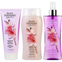 Body Fantasies Gift Set Body Fantasies Japanese Cherry Blossom By Body Fantasies