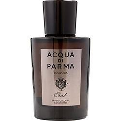 Acqua Di Parma By Acqua Di Parma Oud Eau De Cologne Concentrate Spray 3.4 Oz *tester