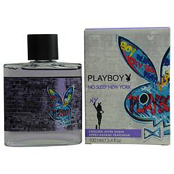 Playboy No Sleep New York By Playboy Aftershave 3.4 Oz
