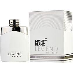Mont Blanc Legend Spirit By Mont Blanc Edt Spray 3.3 Oz