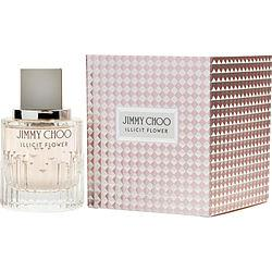 Jimmy Choo Illicit Flower By Jimmy Choo Edt Spray 1.3 Oz