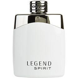 Mont Blanc Legend Spirit By Mont Blanc Edt Spray 3.3 Oz  *tester