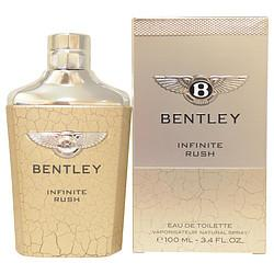Bentley Infinite Rush By Bentley Edt Spray 3.4 Oz