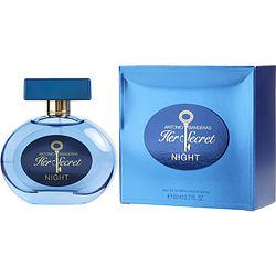 Her Secret Night By Antonio Banderas Edt Spray 2.7 Oz