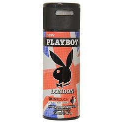 Playboy London By Playboy Skin Touch Body Spray 5 Oz