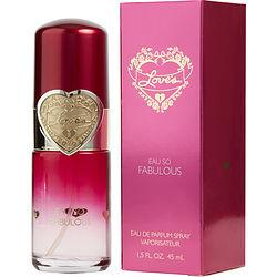 Loves Eau So Fabulous By Dana Eau De Parfum Spray 1.5 Oz