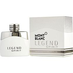 Mont Blanc Legend Spirit By Mont Blanc Edt Spray 1.7 Oz