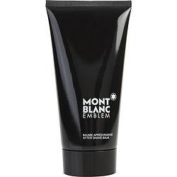 Mont Blanc Emblem By Mont Blanc Aftershave Balm 5 Oz