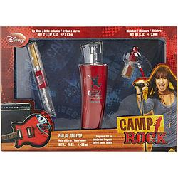 Disney Gift Set Camp Rock By Disney